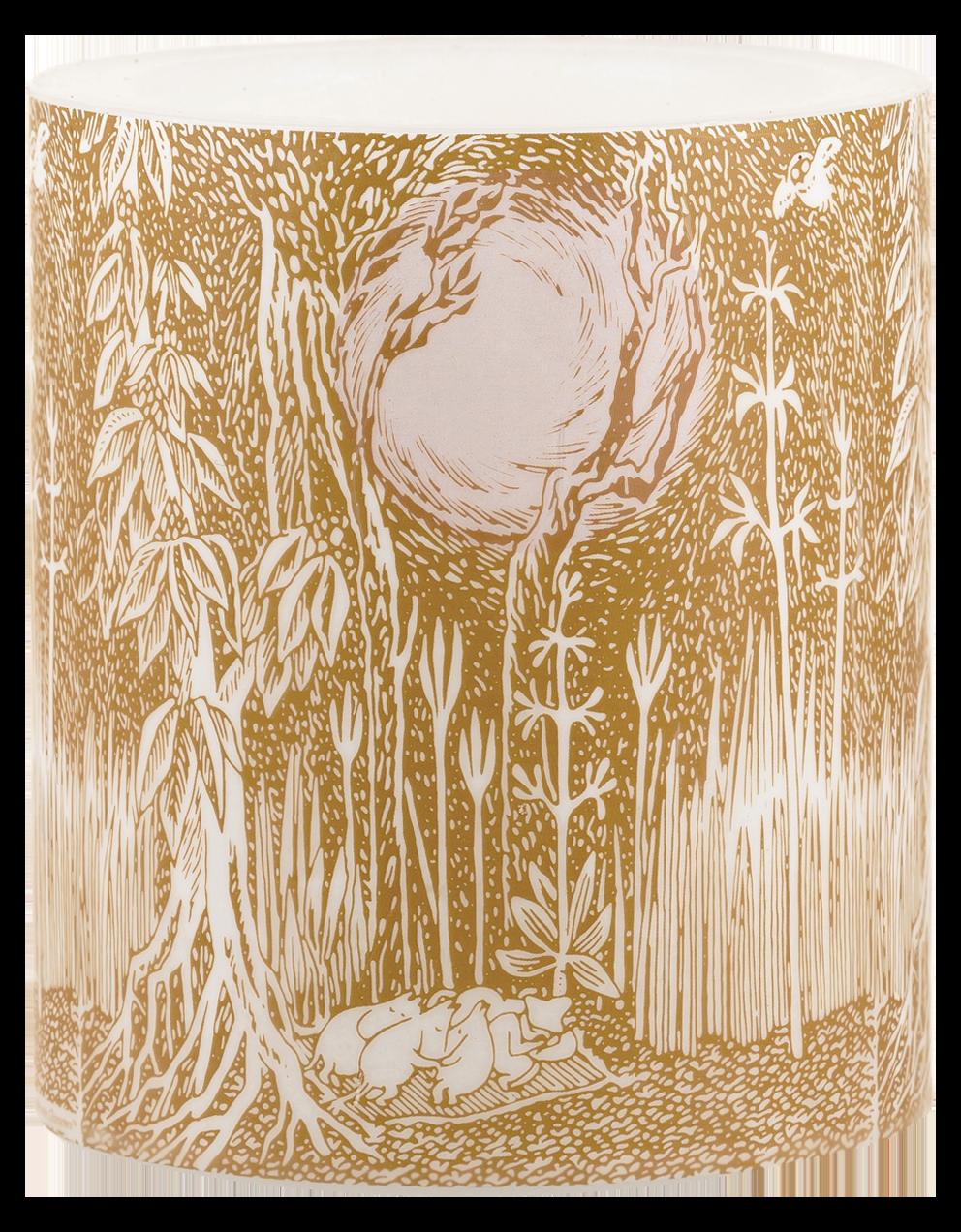 Moomin Originals by Muurla Travellers candle 12 cm
