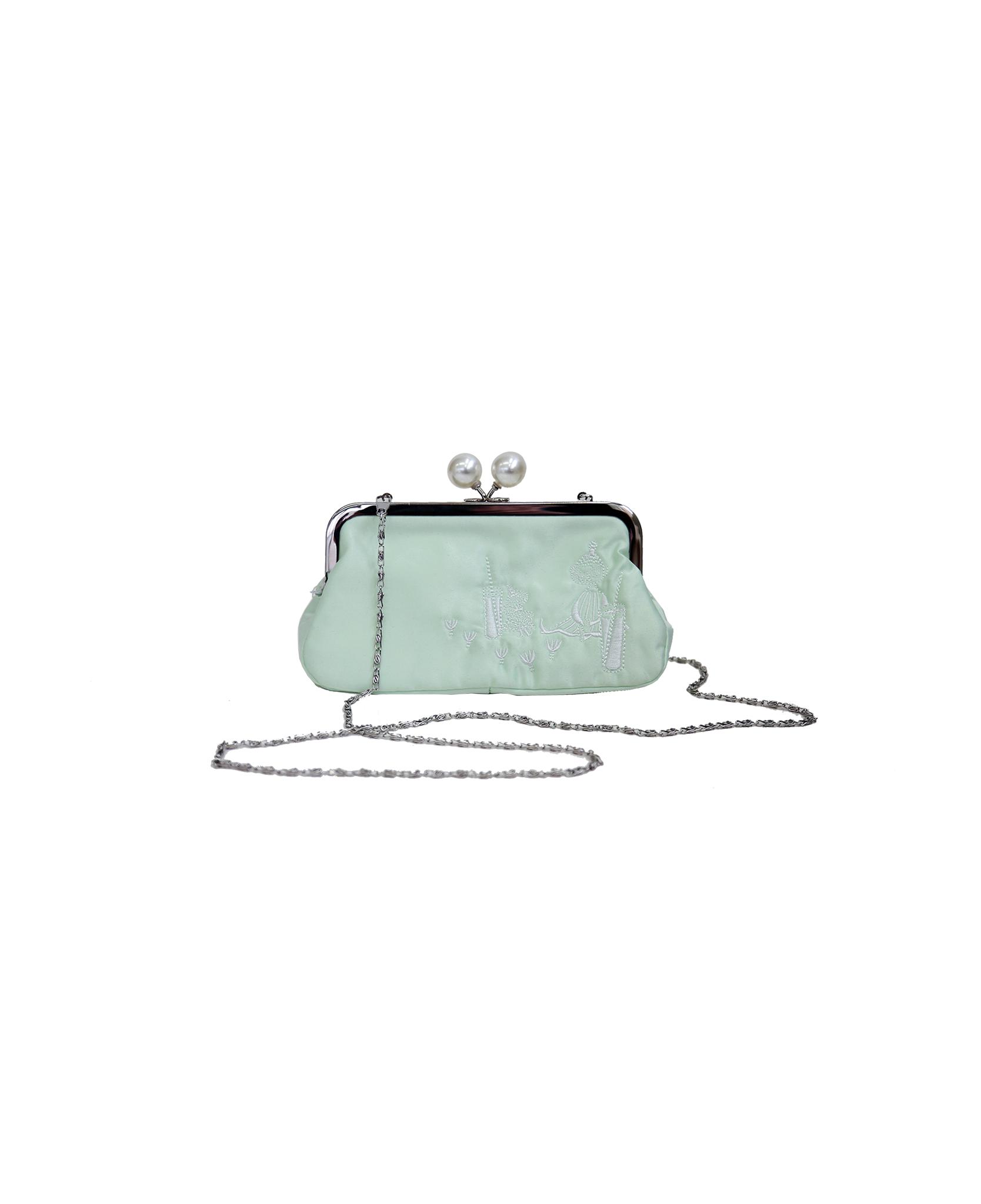 Ivana Helsinki Mymmeli purse mint M
