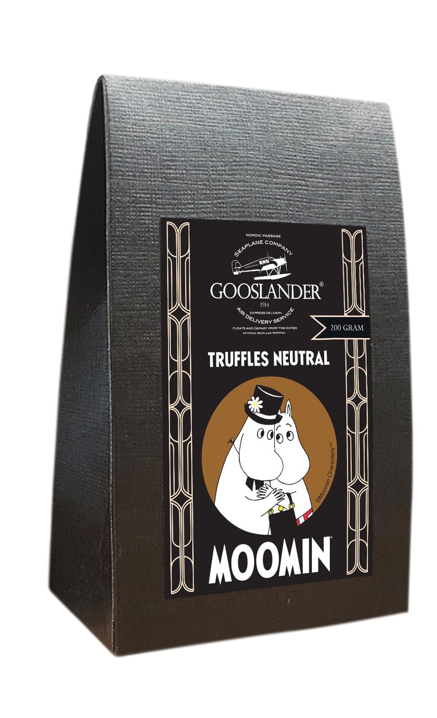 Gooslander Moomin Truffles