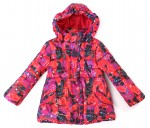 Nipeco Maikki girls padded jacket