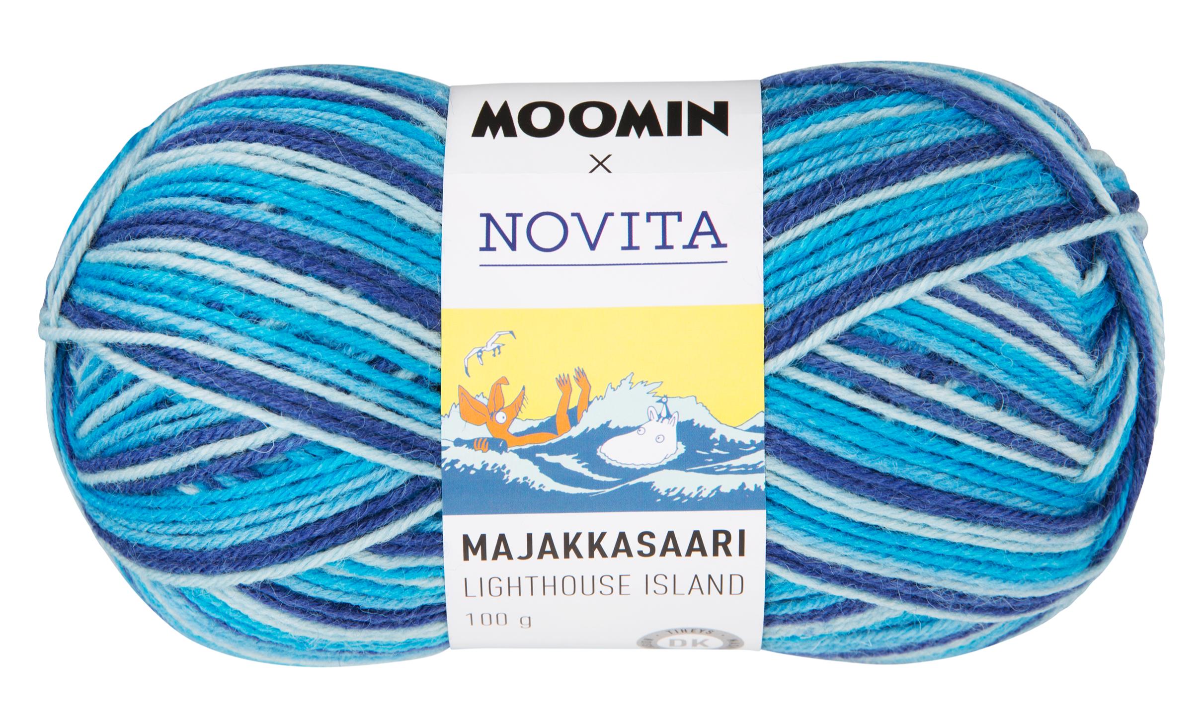 Novita Majakkasaari yarn
