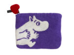 Klippan Yllefabrik Moomin hand felted purse