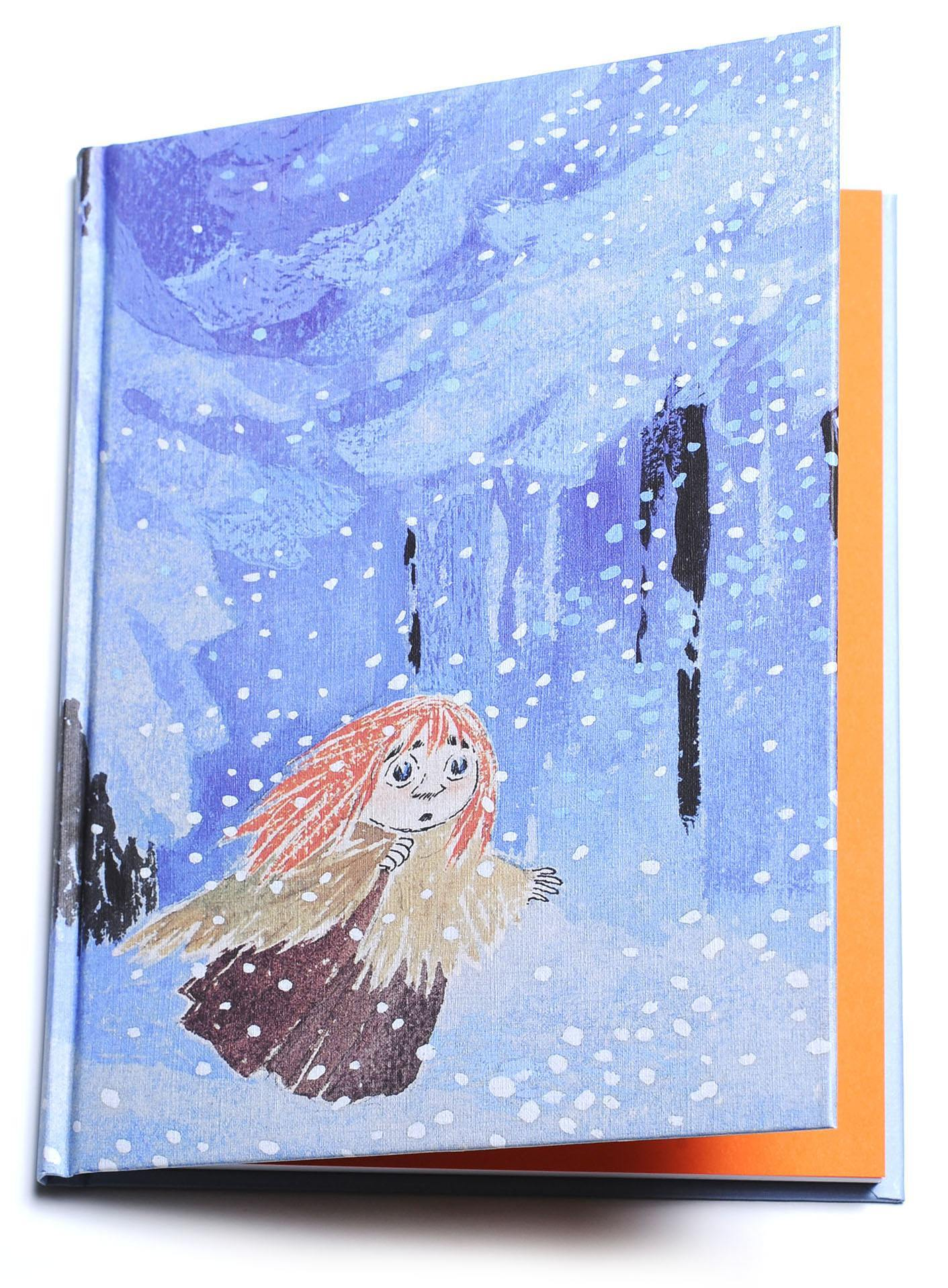 Putinki Hardcover Notebook Moominland Midwinter Miffle