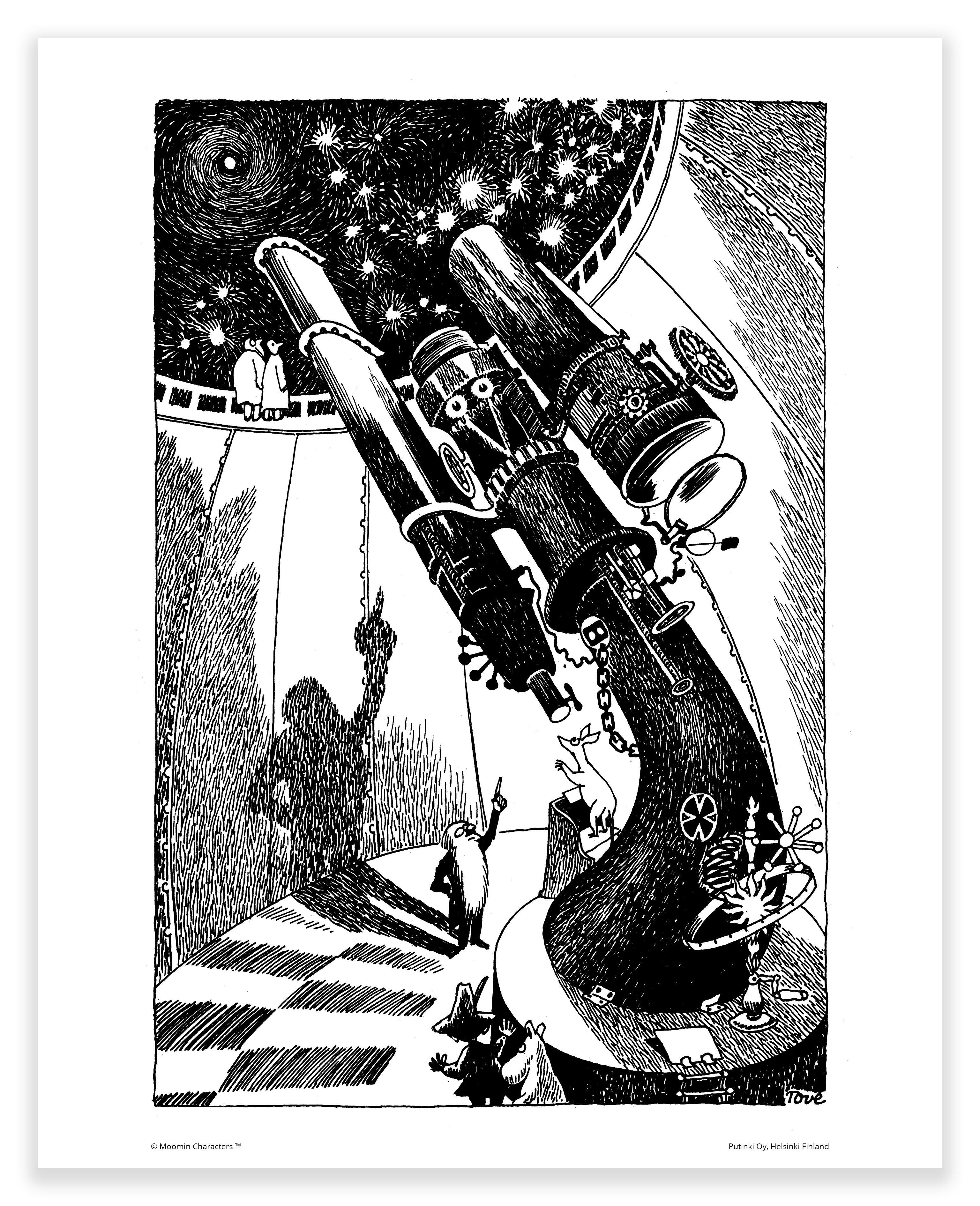 Putinki Poster Observatory