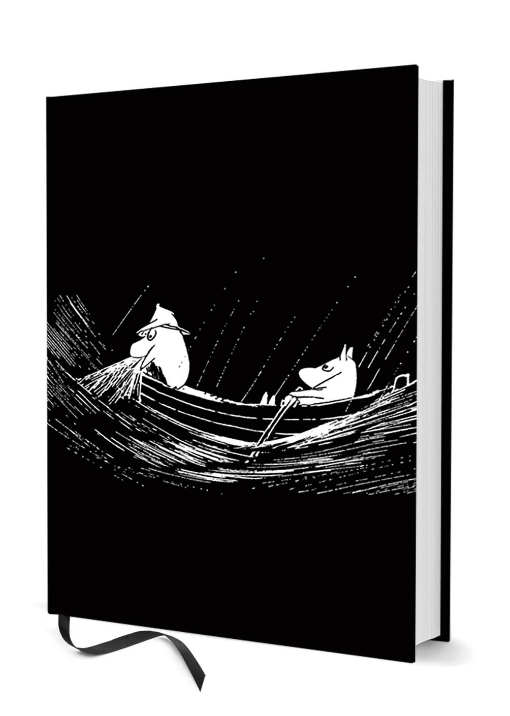 Putinki Hardcover Notebook Rowing