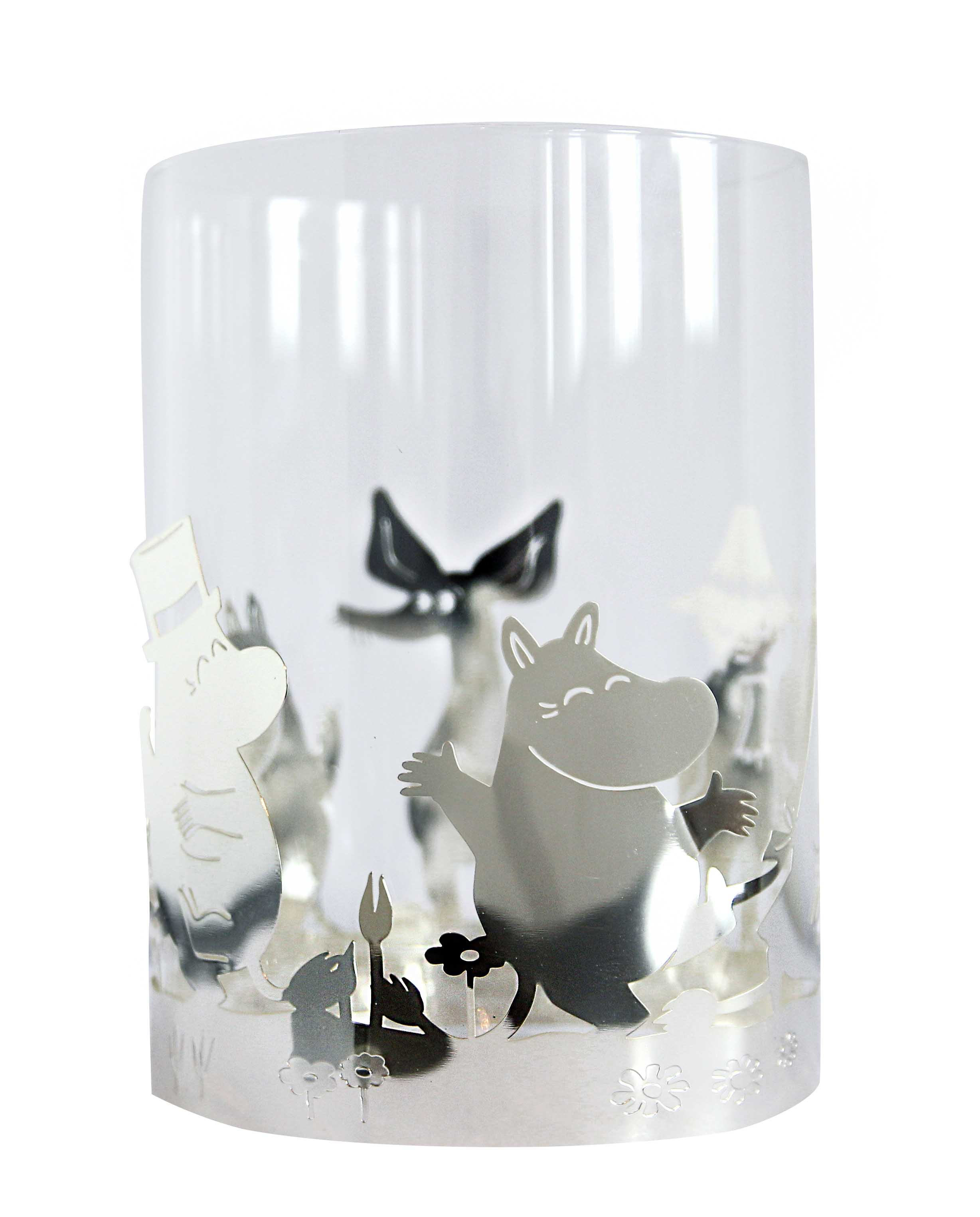 Pluto Tealight Holder Moomin