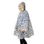 Lasessor rain poncho Lomalla white