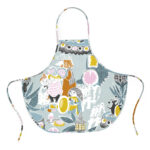 Finlayson Story Moomin Oilcloth Apron for Children