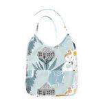Finlayson Story Moomin Oilcloth Dining Bib for Children