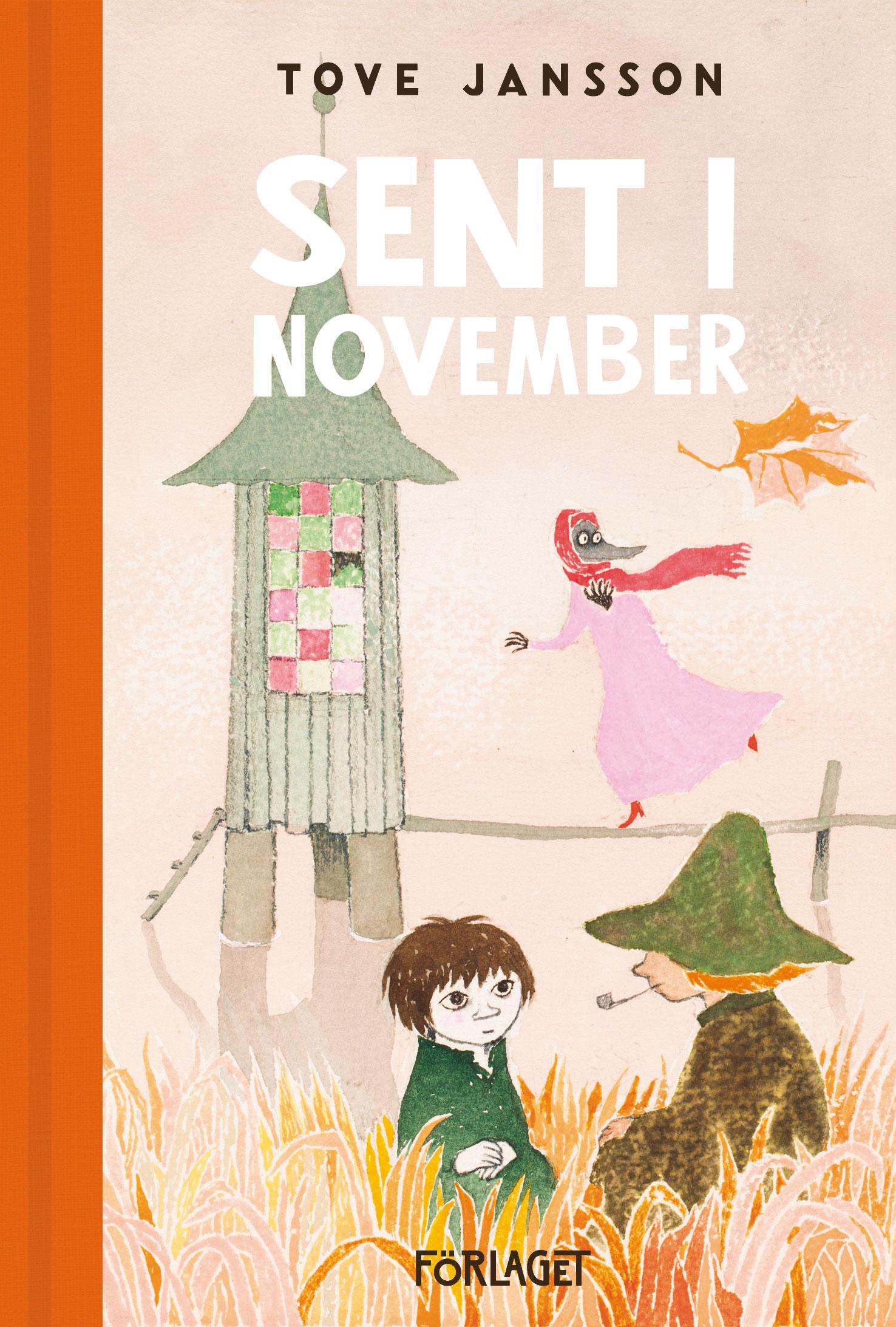 Förlaget - Sent i november