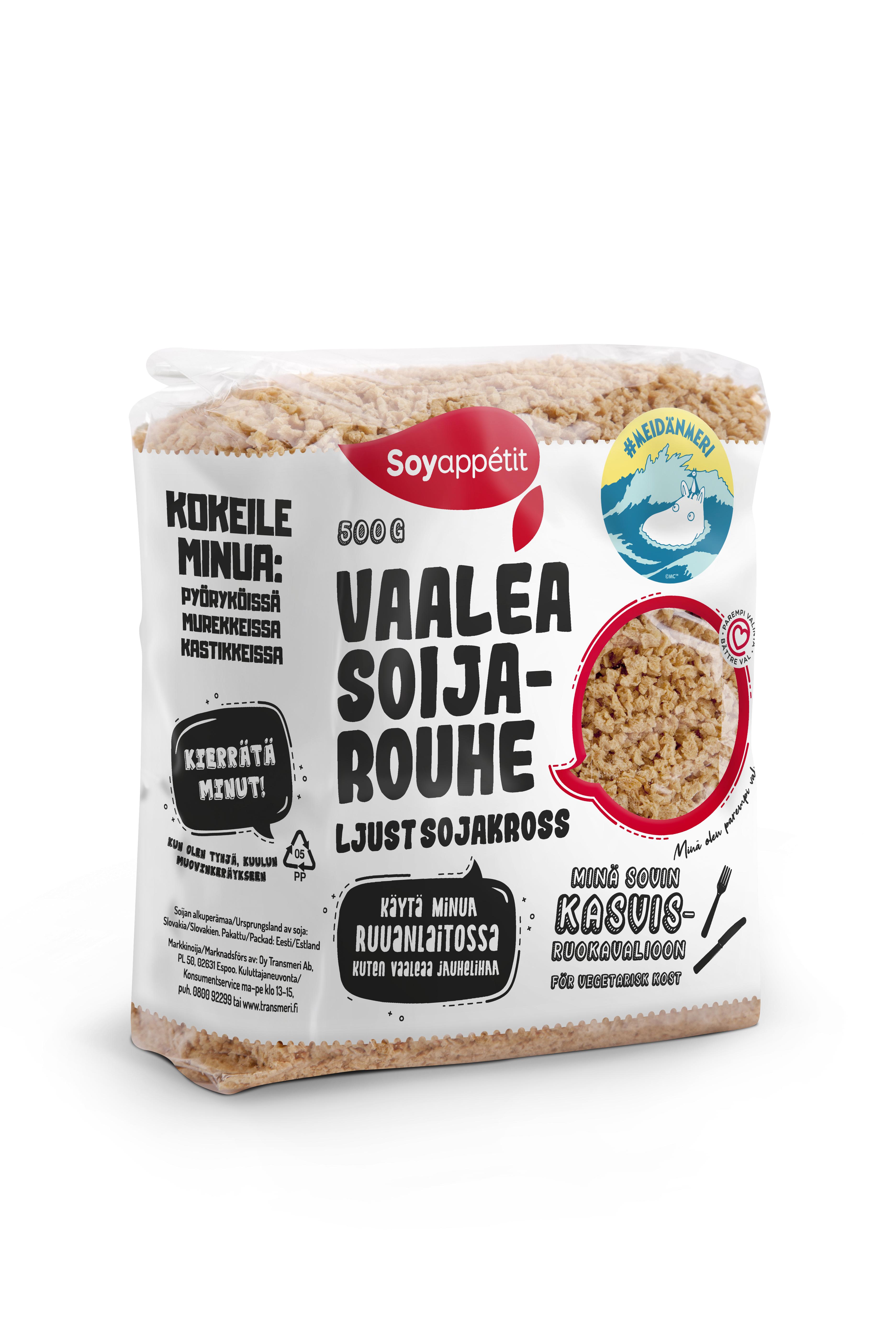 Soyappétit Light soy protein granules 500g