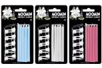 Suomen Kerta Oy Moomin Birthday Candles assortment
