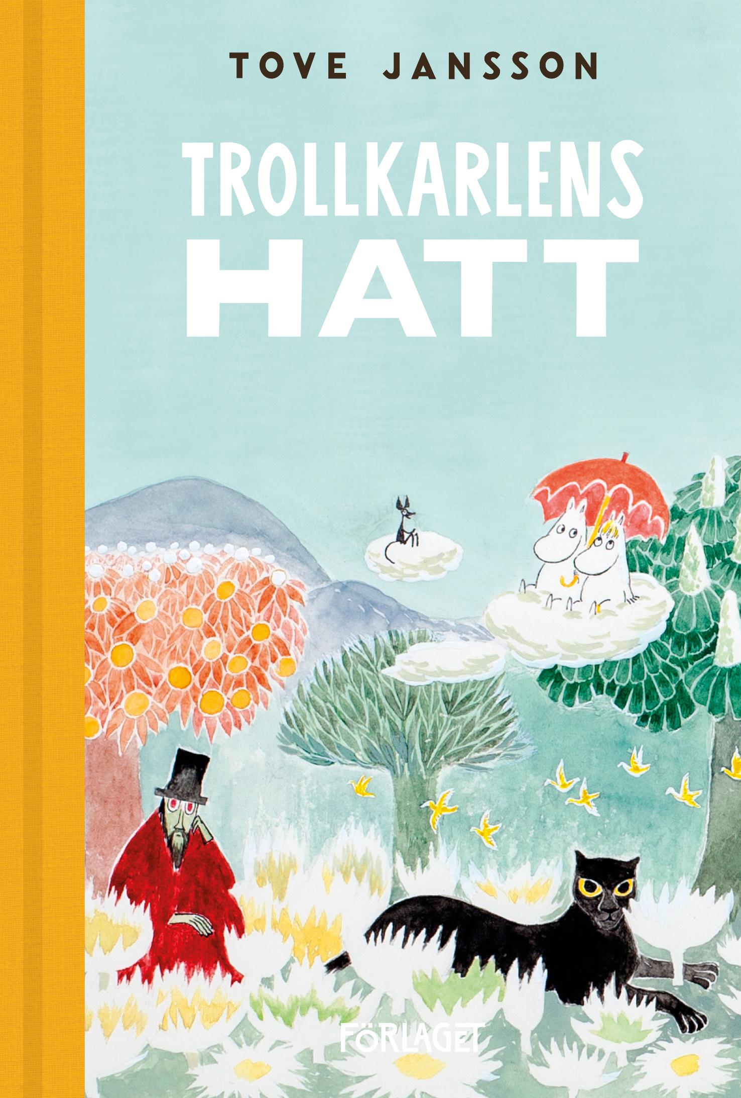 Förlaget - Trollkarlens hatt