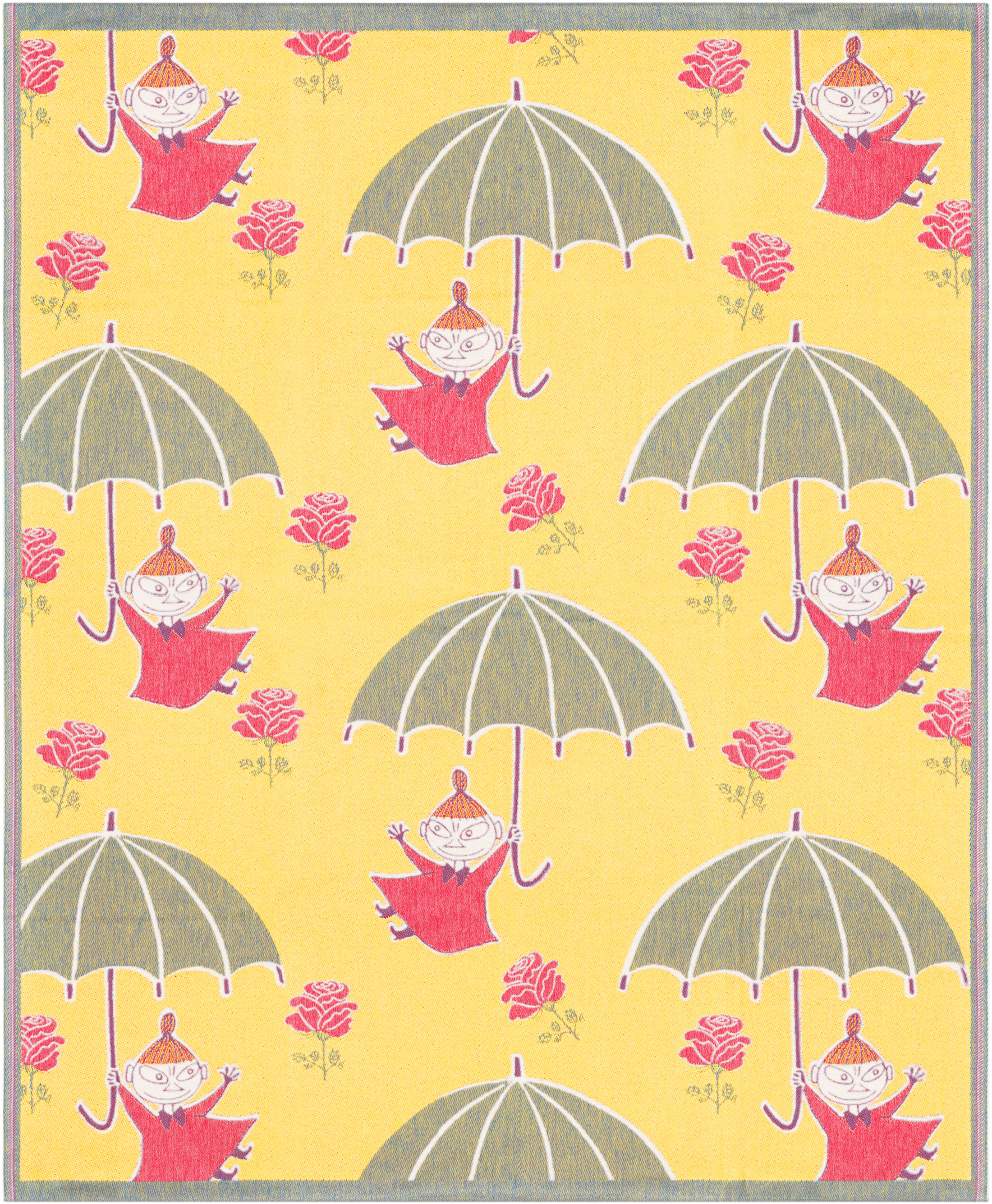 Ekelund baby blanket UMBRELLA