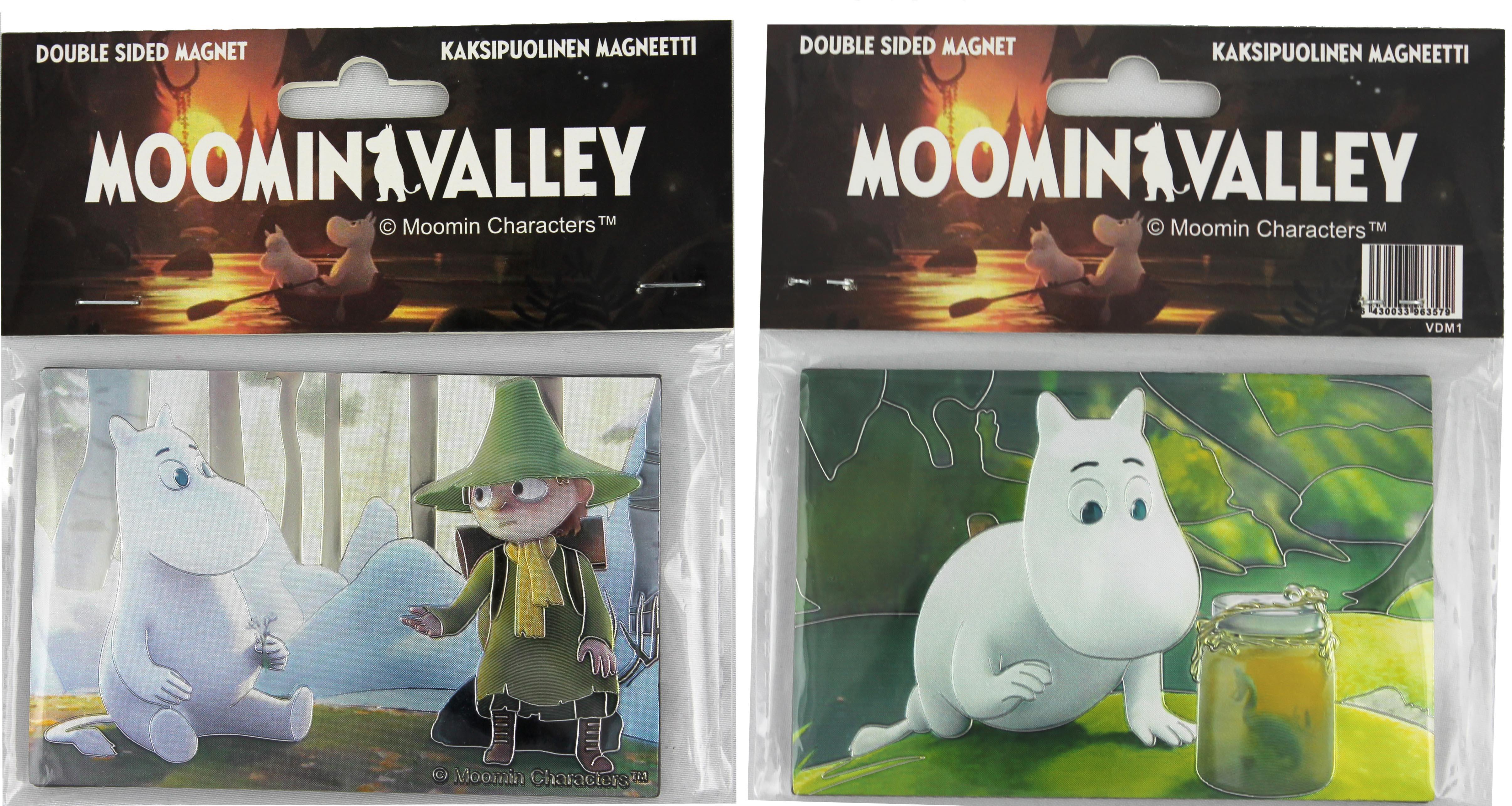 TMF Trade Moomin Magnet