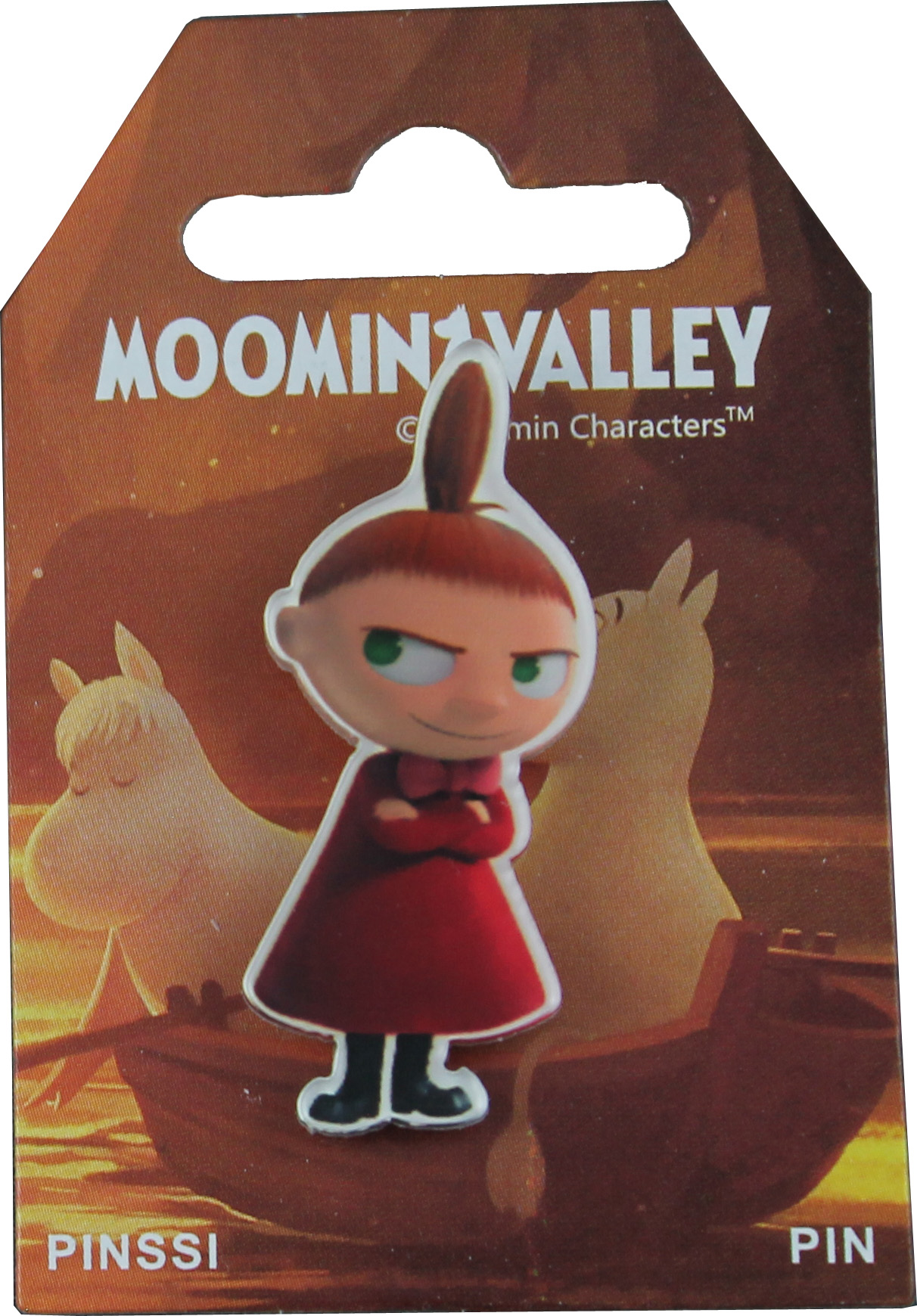 TMF Trade Moomin Pin