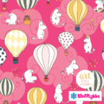 Stofflykke - Air Balloon - Fabric