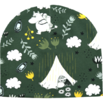 Stofflykke - Camping Khaki Moomin hat