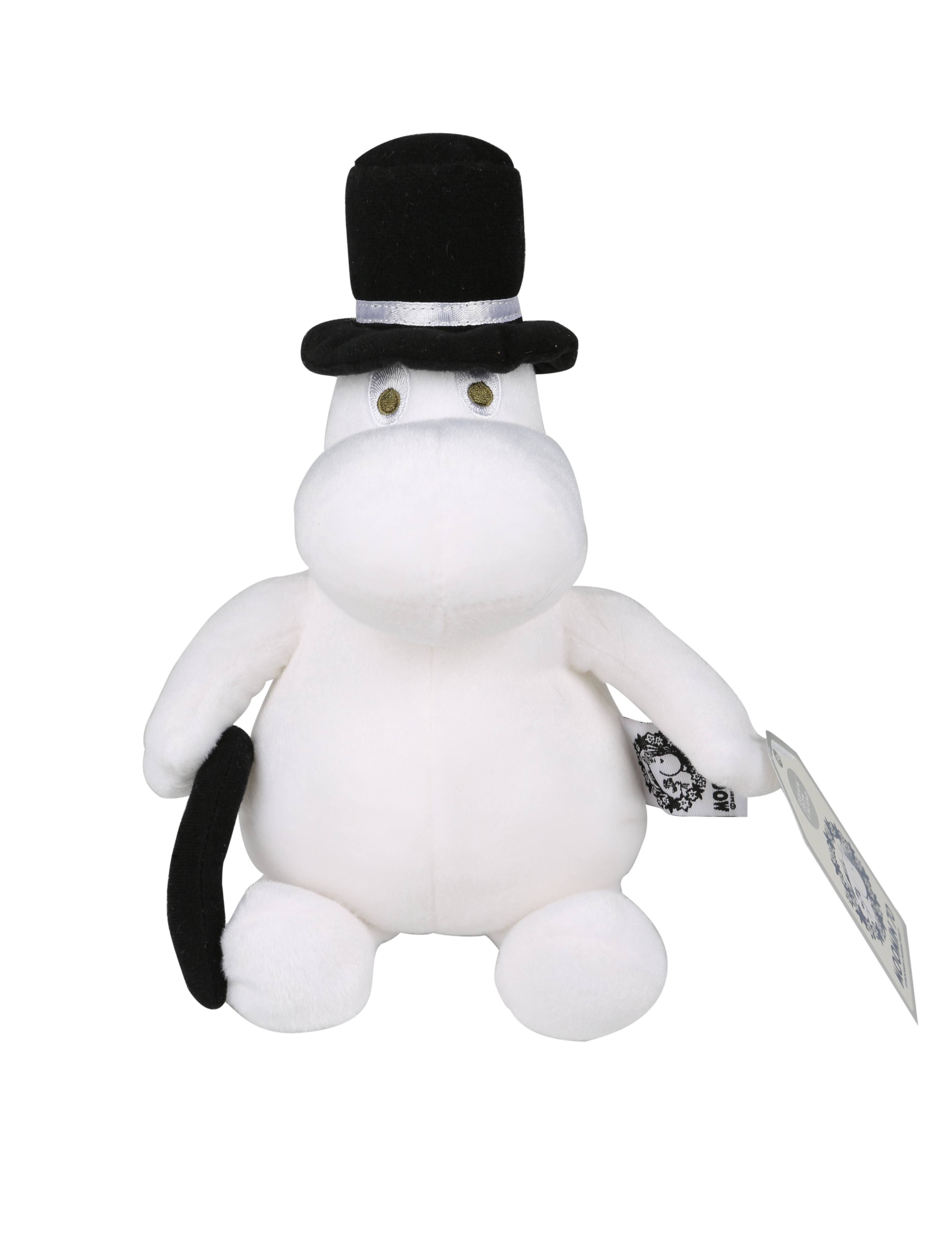 Martinex 70 year celebration Moominpappa plush toy 22cm