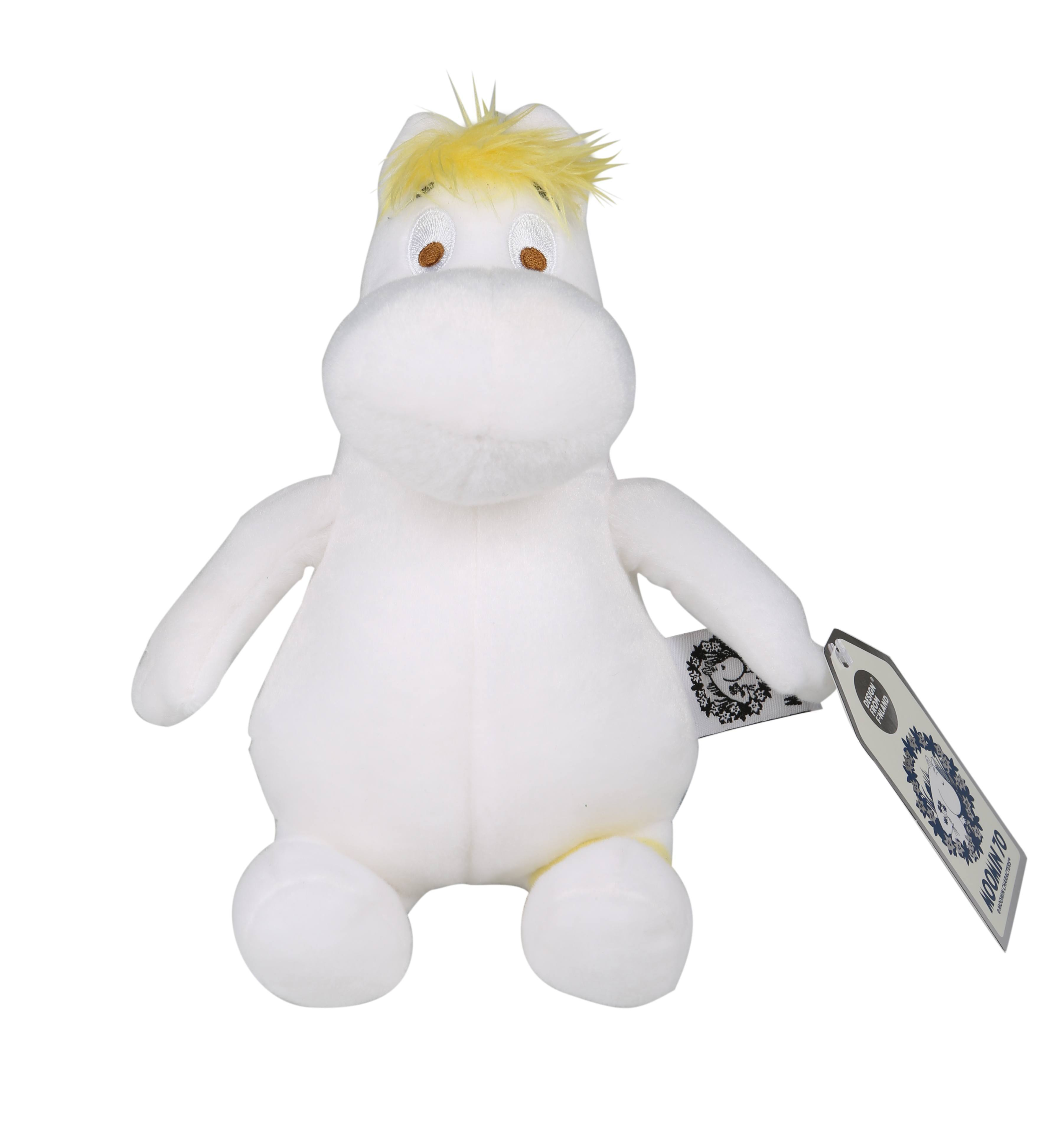 Martinex 70 year celebration Snorkmaiden plush toy 22cm