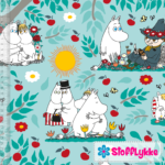 Stofflykke - Apple Tree - Jersey fabric
