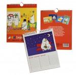 Lamberth - Moomin Birthday Calendar