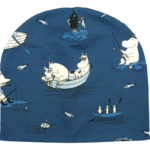 Stofflykke - Fishing Luck Jeansblue Moomin hat