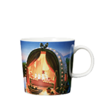 by Arabia Moomin mug 0,3L The Golden tale