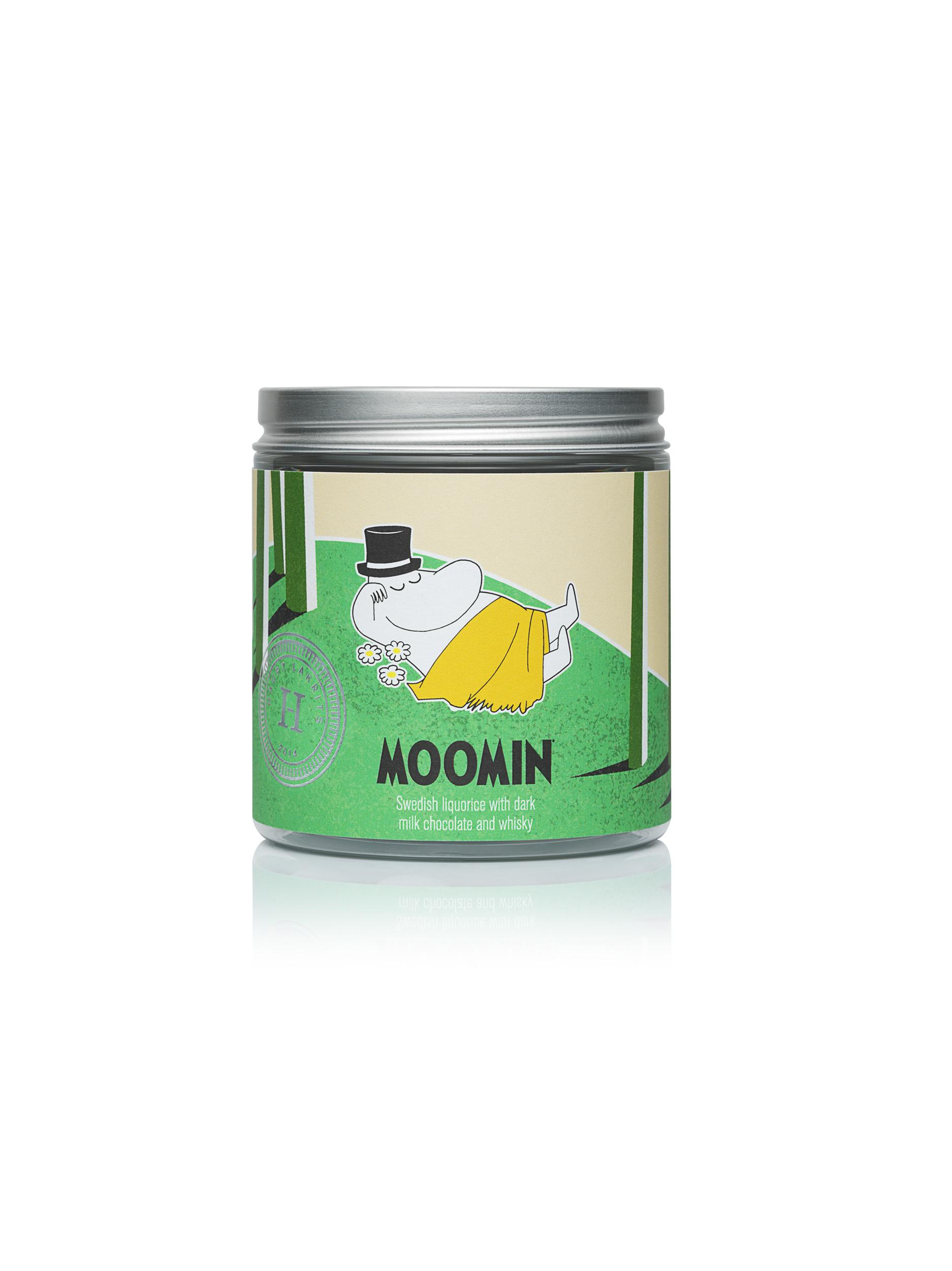Haupt Lakrits - Moominpappa