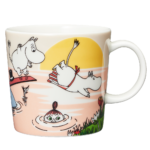 by Arabia Moomin mug 0,3L Evening swim