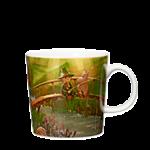 by Arabia Moomin mug 0,3L The last dragon