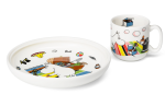by Arabia Moomin Children's set Moomintroll