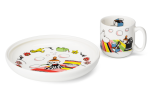 by Arabia Moomin Children's set Little My