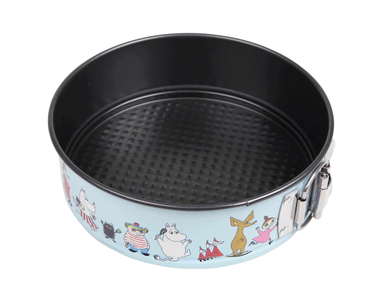 Martinex Moomin Spring Form Cake Pan 18 cm