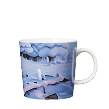 by Arabia Moomin mug 0,3L Midwinter