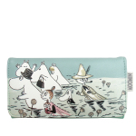 House of Disaster- Moomin River Wallet