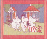Ekelund dish cloth MOOMIN HOUSE