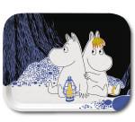 OPTO Tray 27x20 Moomin Night