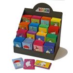 Lamberth - Display with Moomin Mini Cards