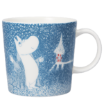by Arabia Moomin mug 0,3L Light snowfall