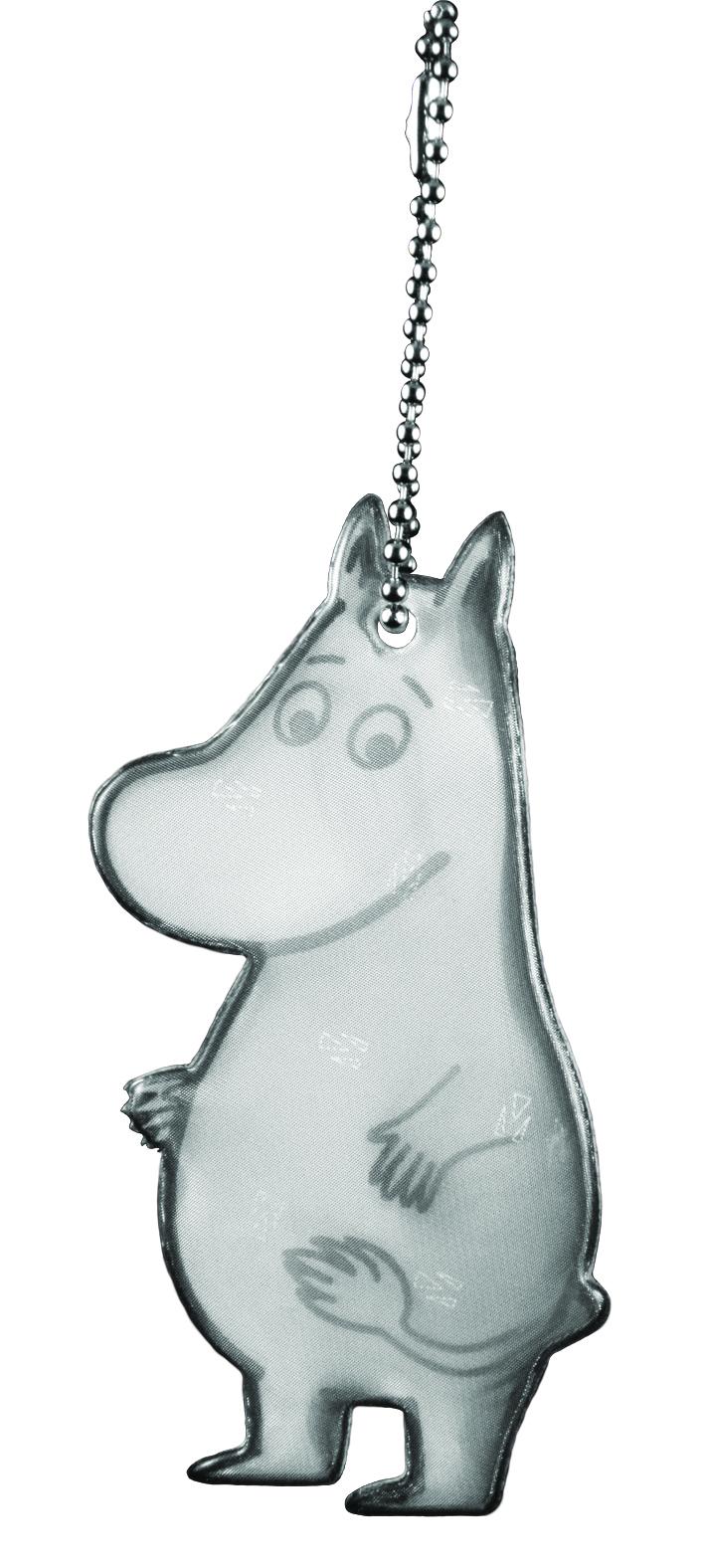 Popomax Glimmis Reflector Moomin