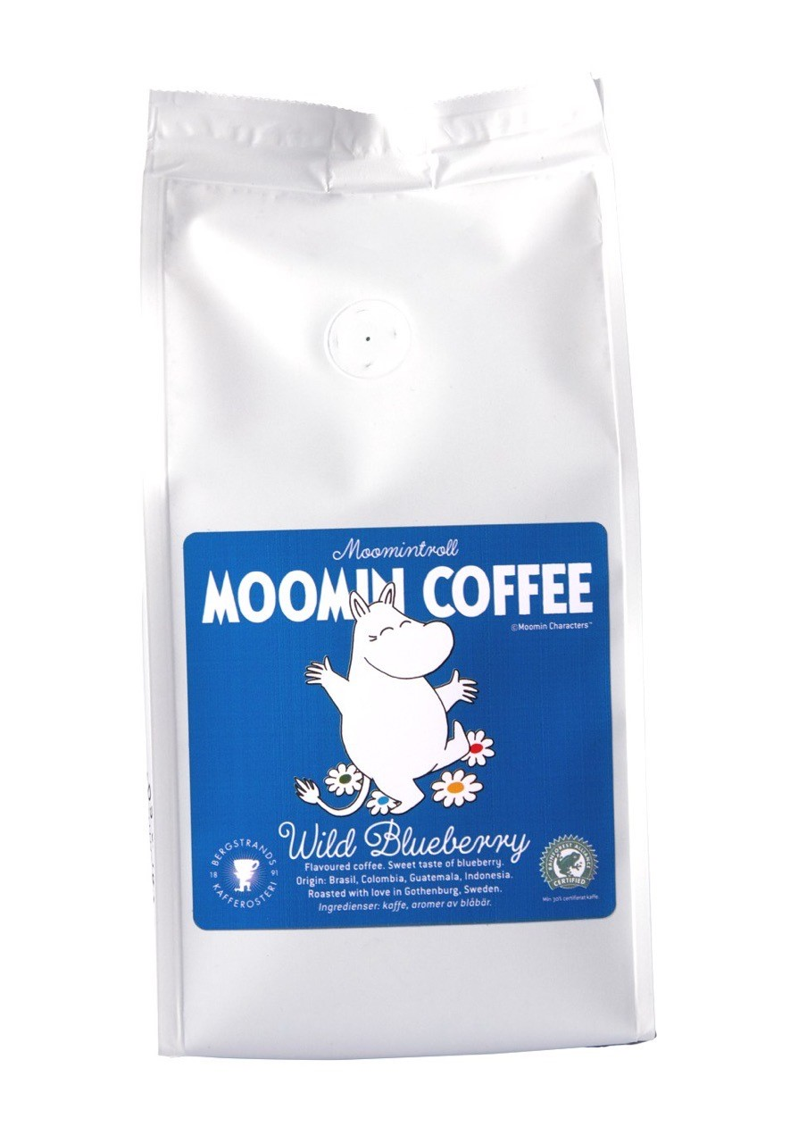 Bergstrands Moomin Coffee