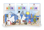 Dammenberg Moomin milk chocolate button 55g
