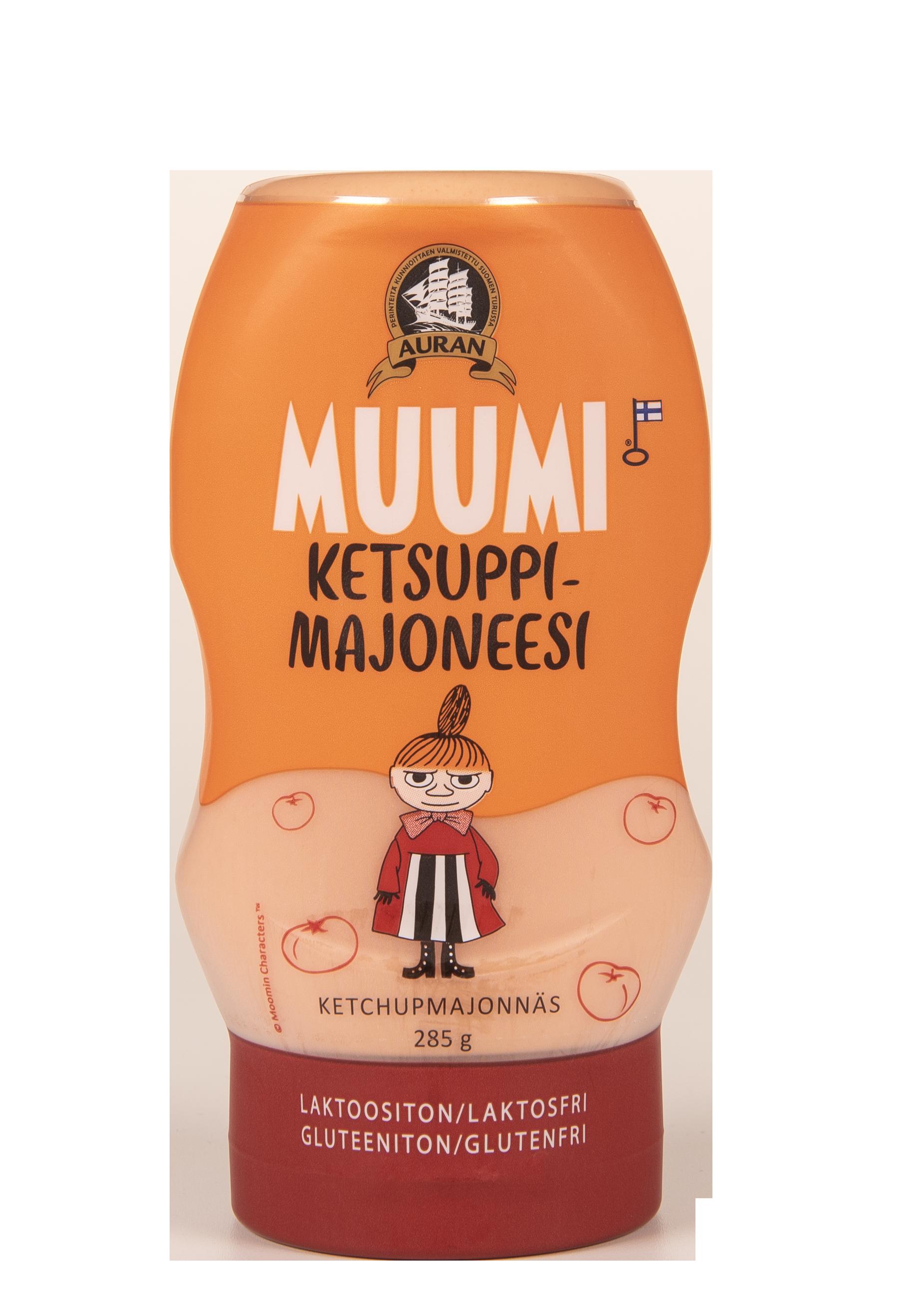 Muumi Ketchup Mayonnaise 285g