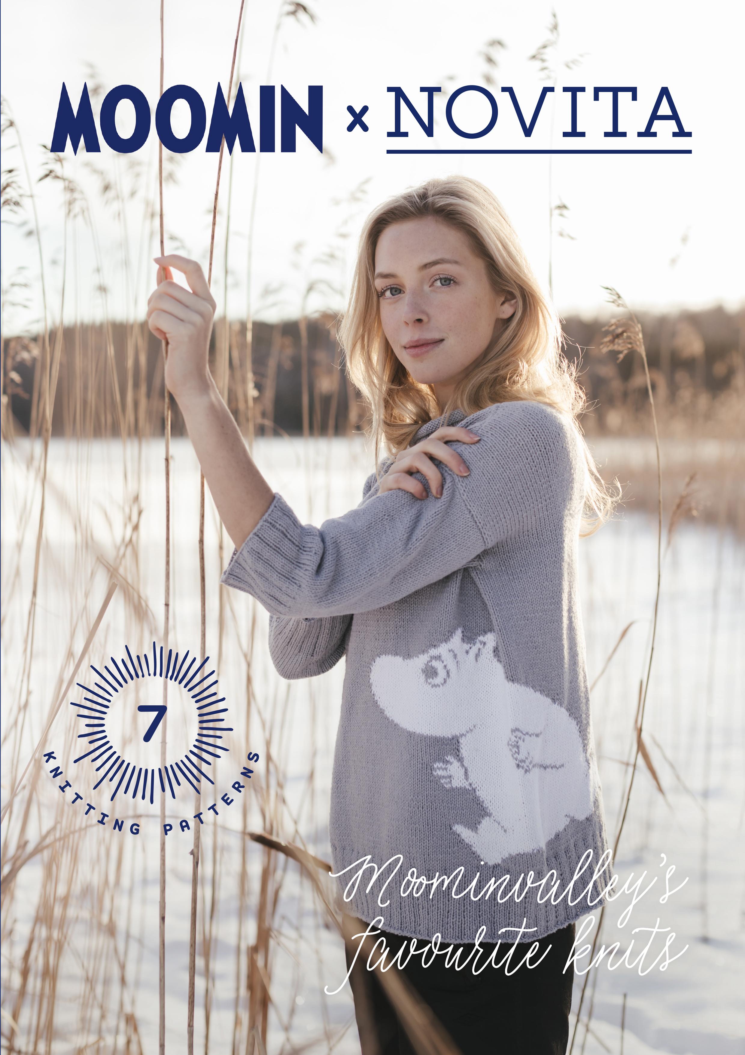 Novita Moominvalley's favourite knits