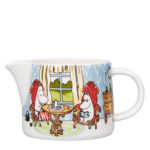 by Arabia Moomin pitcher 0,35L Afternoon in parlor