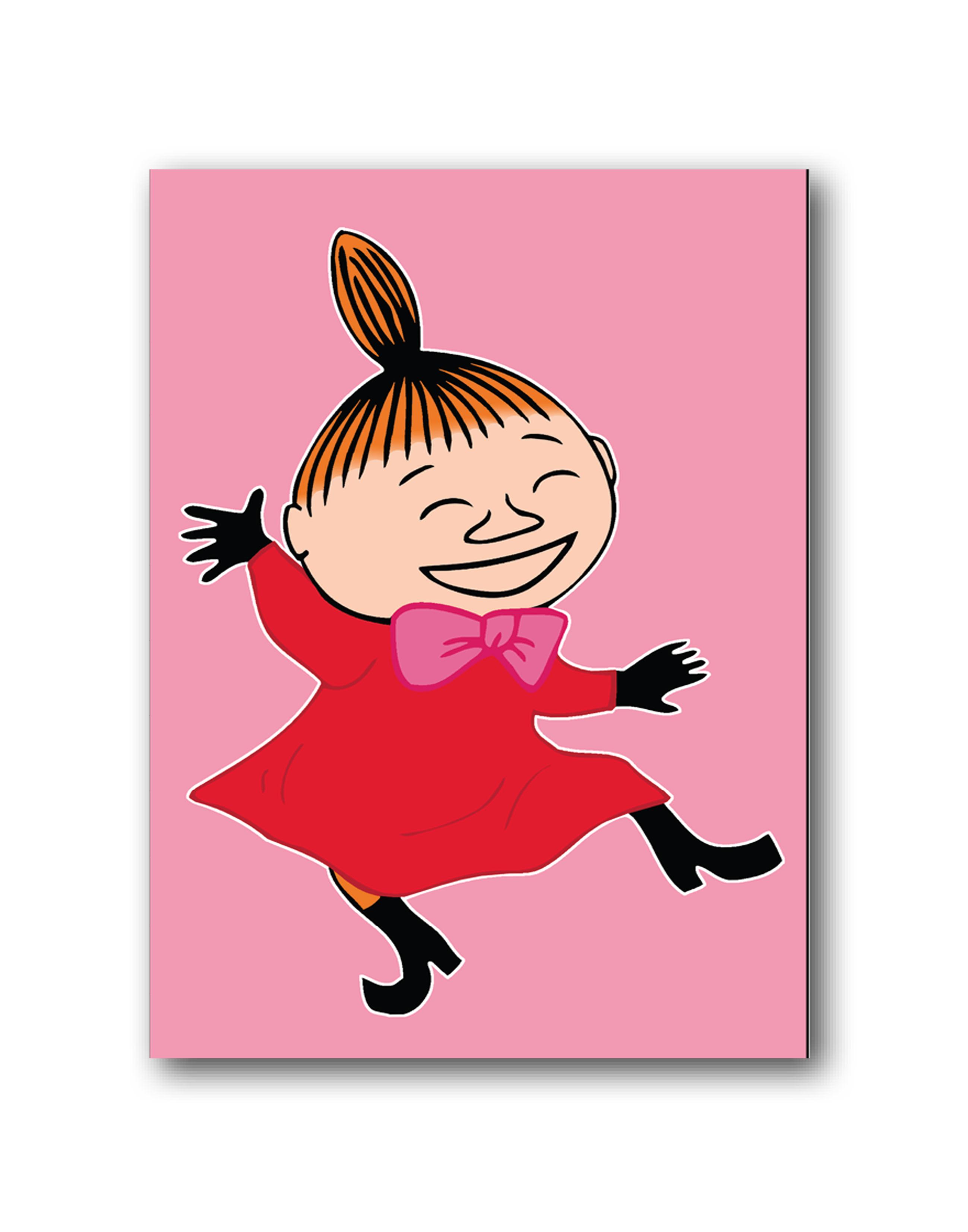 Lamberth - Moomin Postcard