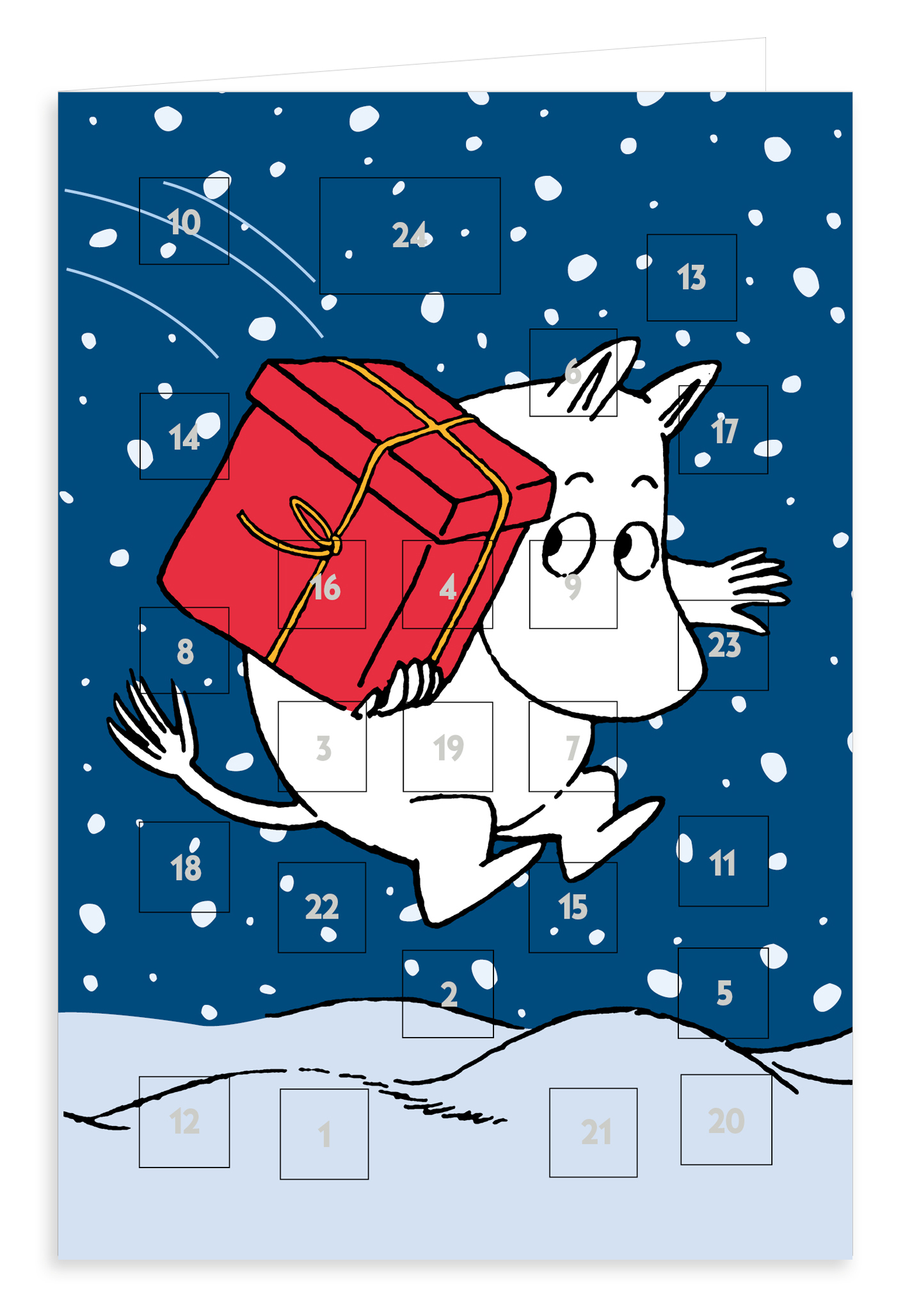 Putinki Advent Calendar Giftbox
