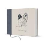 Putinki Hardcover Guestbook Moominpappa