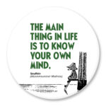 Putinki Magnet Main Thing in Life